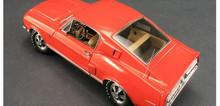1:18 ACME #1 1968 Shelby GT500KR, WT5185 Orange