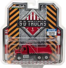 1:64 S.D. Trucks Series 1 - 2017 International WorkStar Construction Dump Truck