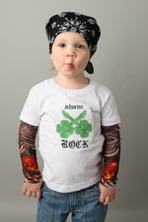 ShamROCK tattoo tee