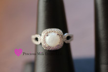 Milky Way Sterling Silver (Ring 10)