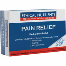 Ethical Nutrients Pain Relief - 30 Capsules