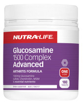 NutraLife Glucosamine 1500 Complex Advanced - Tablets
