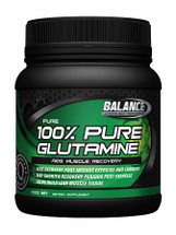 Balance 100% Pure Glutamine  - Powder