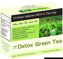 Sumabe Detox Green Tea - 30 Sachets