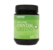 Melrose Essential Greens Orgainc 200g