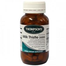 Thompson's Milk Thistle 35000 - 60 Capsules