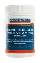Ethical Nutrients Bone Builder with Vitamin D Powder - 150g