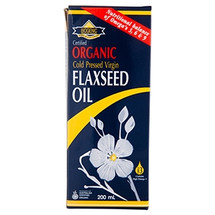 Select Health Foods Organic Flaxseed Oil