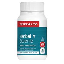 NutraLife Herbal Y Extreme for Men - 30 Tablets
