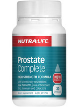 NutraLife Prostate Complete - Capsules
