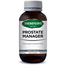 Thompsons Prostate Manager - Capsules