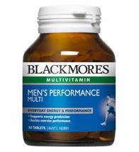 Blackmores Men's Performance Multi - Tablets
