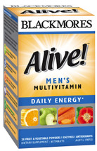 Blackmores Alive Men's Multivitamin - 60 Tablets