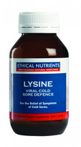 Ethical Nutrients Lysine Viral Cold Sore Defence