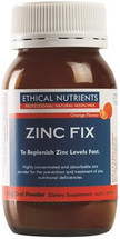 Ethical Nutrients Zinc Fix Powder - Orange