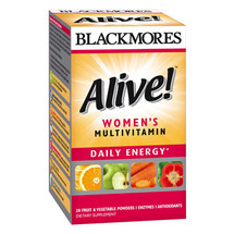 Blackmores Alive Womens Multi -  60Tablets
