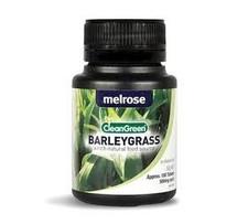 Melrose Organic Barley Grass - Tablets