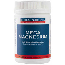 Ethical Nutrients Mega Magnesium  - Tablets