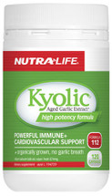 NutraLife Kyolic High Potency Formula 112