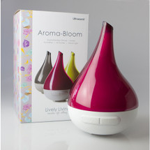 Aroma-Bloom Diffuser - Lively Living - Price Includes Free Shipping