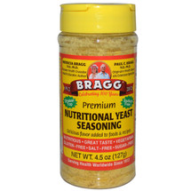 BRAGG Nutritional Yeast Seasoning - 127g