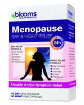 Blooms Menopause Day Night Relief  - Capsules