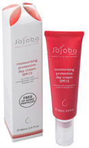 The Jojoba Company - moisturising protective day cream SPF15 - 60ml