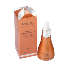 The Jojoba Company - natural pigmentation oil - 30ml