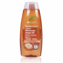 dr.organic Argan Oil Body Wash - 250ml