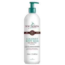 ECO SONYA - Organic Coconut Body Milk - 375g