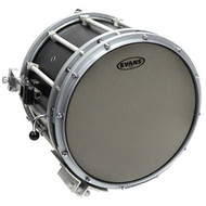 Evans Hybrid Gray Snare Drum Batter