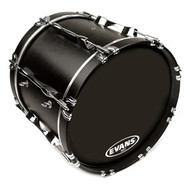 Evans MX1 Black Bass Drum Head