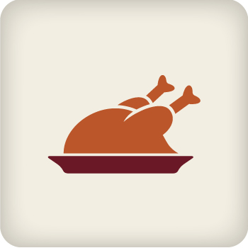 26 - 28 lbs. Thanksgiving Turkey