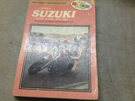 1977 1979 1980 1982 Suzuki Clymer GS750 GS 750 Fours Repair Shop Service Manual