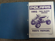 1993 POLARIS Trail Blazer W937221 Parts Catalog Manual FACTORY OEM BOOK 93
