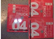 2004 CHEVY AVALANCHE & SUBURBAN TRUCK Service Shop Repair Manual Set NEW OEM 04