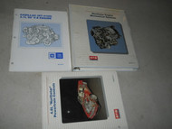 1987 1990 1992 Cadillac Northstar Engine Mechanical Systems Manual Set OEM RARE