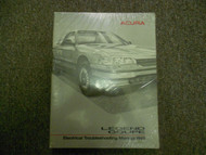 1989 Acura Legend Coupe Electrical Troubleshooting Manual FACTORY OEM BRAND NEW