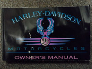 1995 Harley Davidson Models Owners Manual FACTORY DEALERSHIP OEM BOOK NICE x
