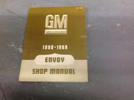 1968 1969 GMC ENVOY TRUCK Service Shop Repair Manual OEM FACTORY BOOK NICE