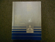 1990 MITSUBISHI Body Repair Service Shop Manual FACTORY OEM BOOK 90 DEALERSHIP