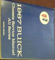 1967 Buick SKYLARK GS RIVIERA LeSabre ELECTRA Service Repair Shop Manual OEM
