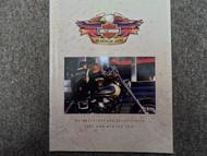 1991 Harley Davidson Motorclothes and Collectibles Catalog Manual FACTORY OEM 91