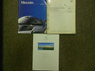 1986 1988 MERCEDES Electrical Troubleshooting Service Manual FACTORY OEM DEAL