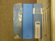 1977 1996 MERCEDES SL SLK S E 170 126 140 129 Quick Reference Microfiche Manual