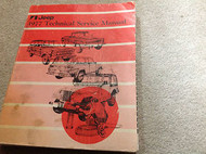 1977 JEEP CJ-7 CJ7 CJ SCRAMBLER CHEROKEE WAGONEER Service Shop Repair Manual OEM