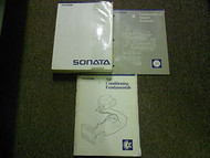 1990 HYUNDAI SONATA Service Repair Shop Manual SET FACTORY OEM BOOK 90 3 VOL