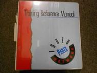 1998 ISUZU RODEO Illustrated Service Parts Catalog Manual BINDER EDI FACTORY OEM