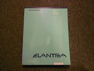 1995 HYUNDAI ELANTRA Service Repair Shop Manual Vol 2 FACTORY OEM BOOK 95