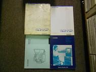 1996 HYUNDAI SONATA Service Repair Shop Manual SET FACTORY OEM 4 Vol Hyundai